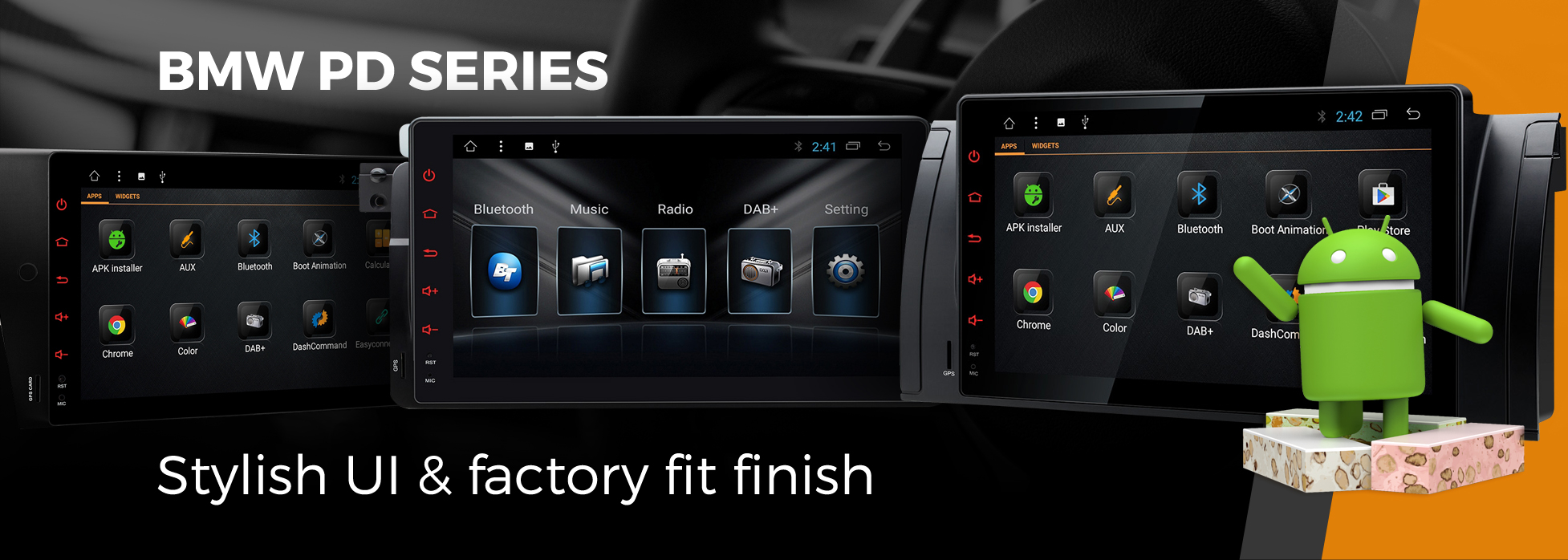 Android Car Stereos, Car DVD Players, Head Units | Xtrons