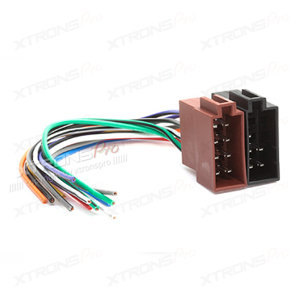 Connectors For Car Stereo Wiring | Universal Car Stereo Female Iso Radio Plug Adapter Wiring Harness