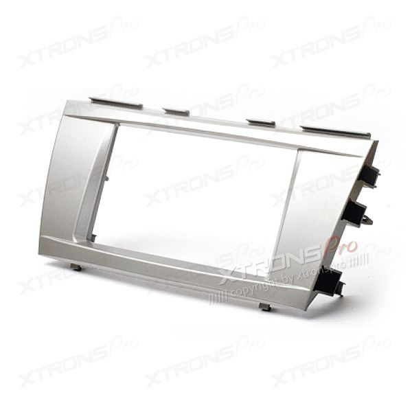 Double Din Dash Facia for TOYOTA Camry 2006-2011 Fascia Fitting Plate Surround Panel