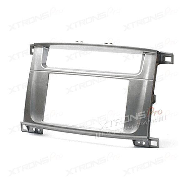 Double Din Car Stereo Fascia Surround Panel for Lexus, Toyota