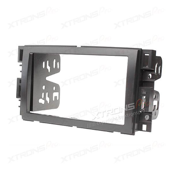 Hummer, GMC, Chevrolet, Buick, Pontiac, Saturn, Suzuki Double Din Fascia Facia Panel / Adapter/Plate
