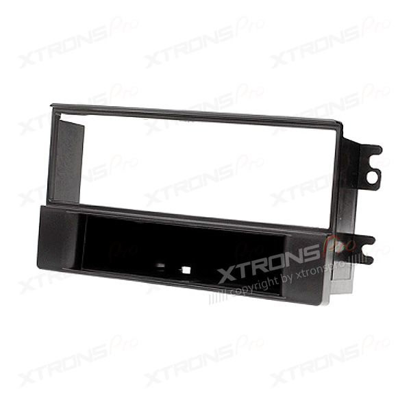 KIA Sportage II Single Din Fascia Facia Adaptor Panel Surround with Pocket