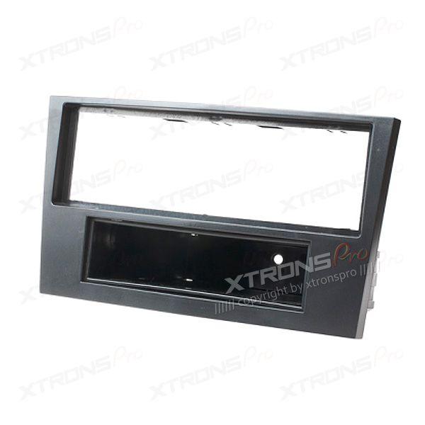 Black Radio Fascia for Opel/Daewoo/GMC Stereo Facia CD Kit Install Panel(with pocket)