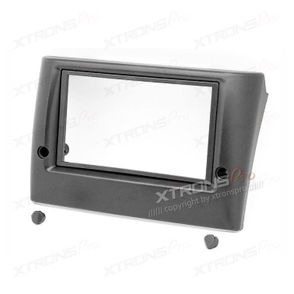 Double Din Car Stereo Fascia Surround Panel for FIAT Stilo