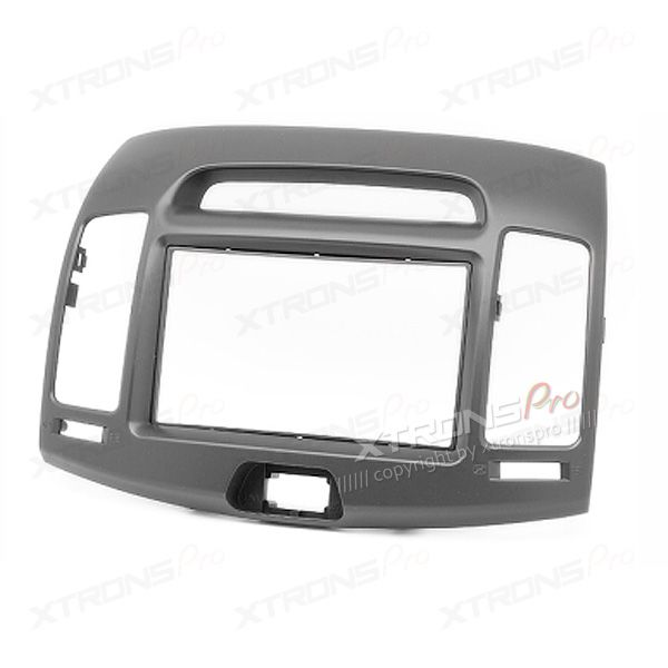 Double Din Car Stereo Fascia Surround Panel for HYUNDAI Series Cars (Left wheel)