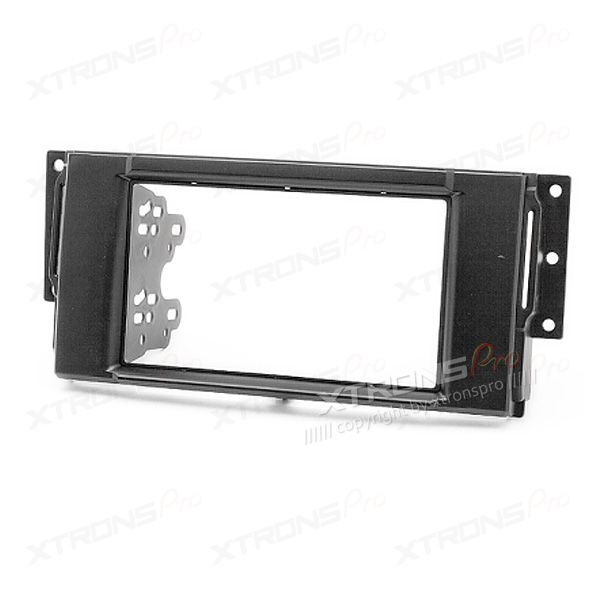 Double Din In-dash Car Audio Installation Kit Fascia/Facia Plate for LAND ROVER Series