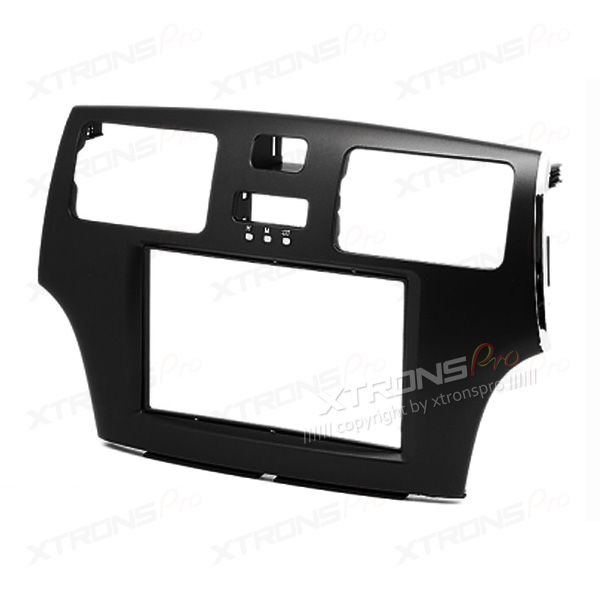 LEXUS ES, TOYOTA Windom Car Stereo Black Double Din Fitting Kit Adapter Fascia