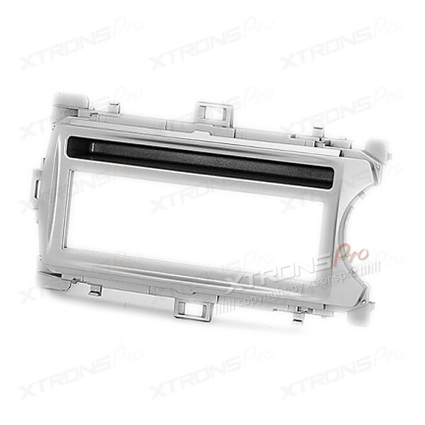Single Din Fascia Facia Adaptor Panel Fitting Surround for TOYOTA Yaris 2011 Onwards