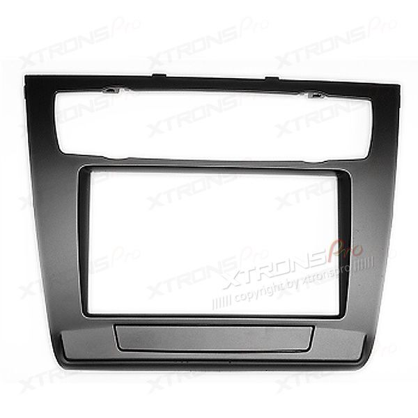 Double Din Fascia/Facia Panel Fitting Adapter for BMW 1 Series