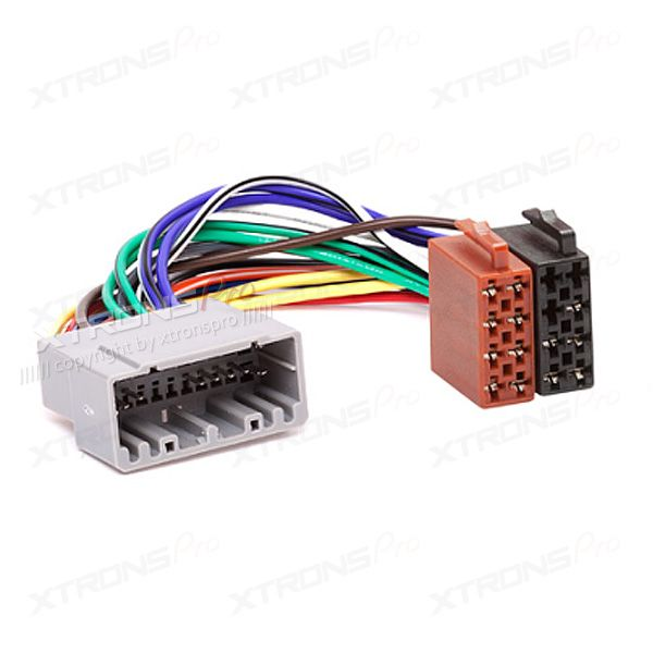 Radio Cable ISO Plug Power Adapter ISO Wiring Harness for Chrysler 2001+