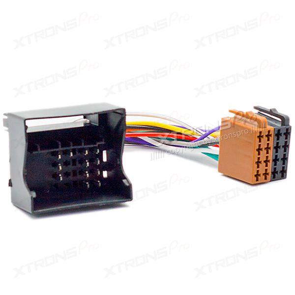 Radio Adapter Iso Radio Wiring Harness Cable For Subaru