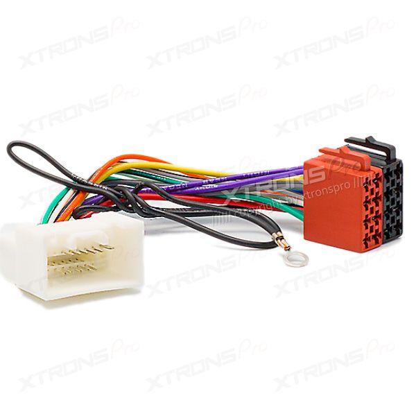 Car Radio Stereo Wiring Harness ISO Adaptor Lead for MITSUBISHI 2007 Onwards