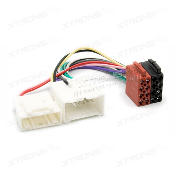 Radio Cable ISO Plug Power Adapter ISO Wiring Harness for Renault