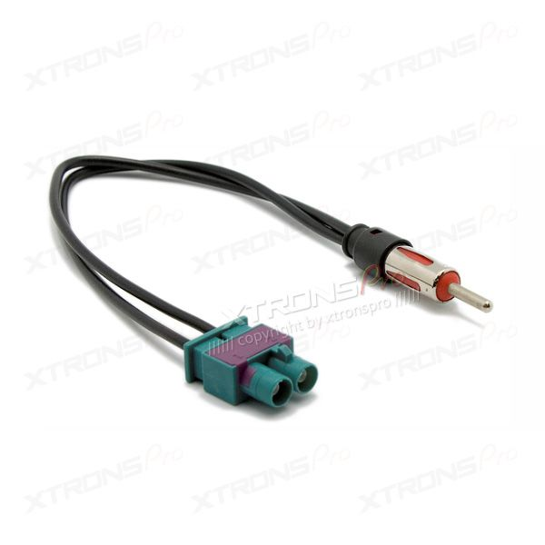 Aerial Antenna Adaptor Cable for New VOLVO DIN