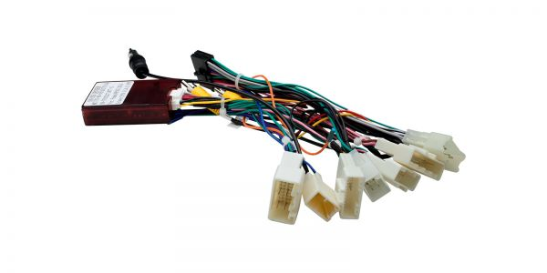 Toyota Prius JBL Decoder for XTRONS PF81PSTS-RB