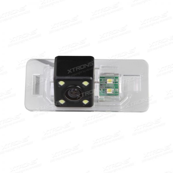 Xtrons CAM90B001 170° Wide Angle Lens Waterproof Reversing Camera Custom for BMW 3/5 series X5/X6