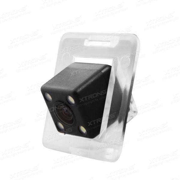 Custom fit reversing camera for Mercedes-Benz GLK-Class
