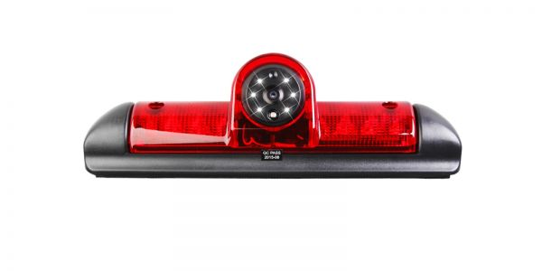 LED Brake Light Rear View Reversing Camera for Fiat Ducato / Citroen Relay Boxer