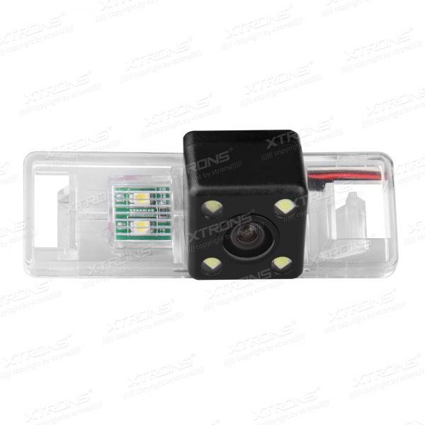 Reversing camera for Nissan Qashqai / X-Trail