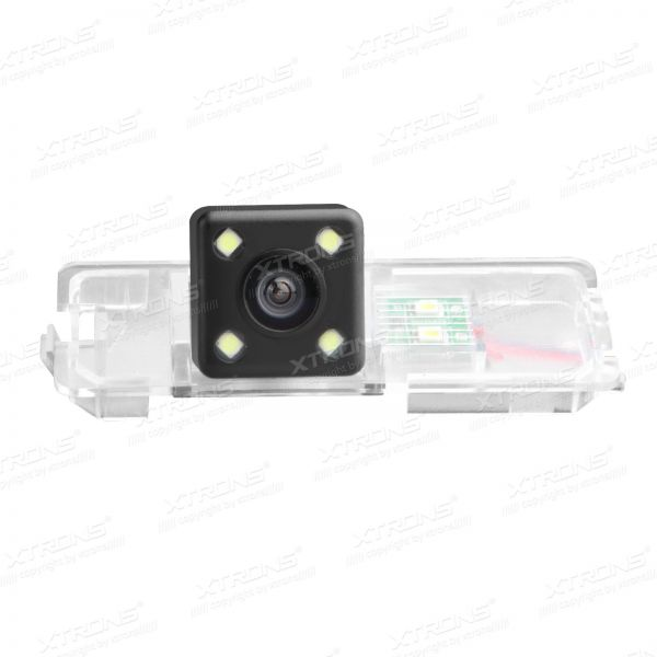 CAMVPL002 Custom fit reversing camera for VW Polo / Passat CC / Golf / Bora