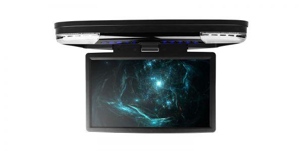 15.6-inch | Car Overhead DVD Player | CR1506VSBlack