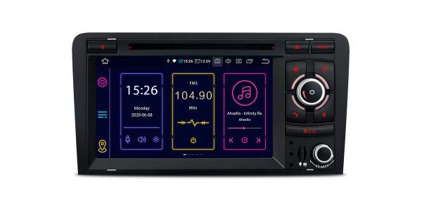 AUDI | A3/S3/RS3 | Android 10 | Octa Core | 4GB RAM & 64GB ROM | IB70AA3R