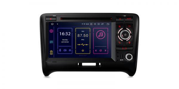Audi | TT | Android 9.0 | Octa Core | 4GB RAM & 64GB ROM | IB79ATTRP