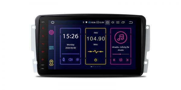 Mercedes-Benz | Various | Android 10 | Octa Core | 4GB RAM & 64GB ROM | IB80M203EL