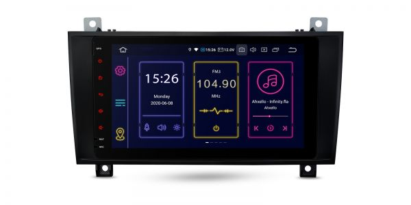 Mercedes-Benz | SLK-Class | Android 10 | Octa Core | 4GB RAM & 64GB ROM | IB80M350L