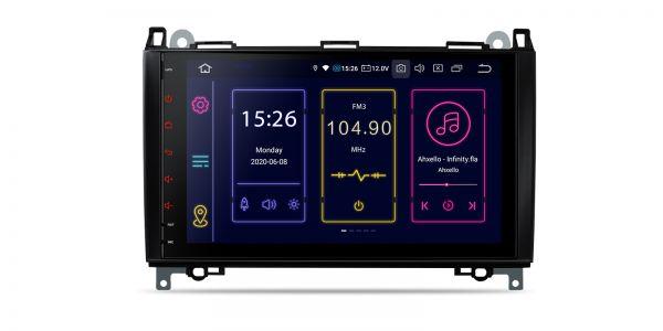 Mercedes-Benz | Various | Android 10 | Octa Core | 4GB RAM & 64GB ROM | IB90M245L