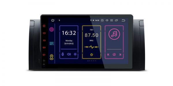 BMW | X5 (E53) | Android 9.0 | Octa Core | 4GB RAM & 64GB ROM| IB9953BPL