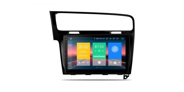 Volkswagen | Golf 7 | Android 10 | Quad Core | 2GB RAM & 16GB ROM | IN10GFVL-LB