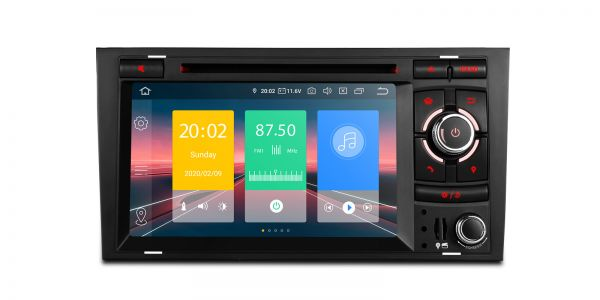Audi / SEAT | Various | Android 10 | Quad Core | 2GB RAM & 16GB ROM | IN70A4AR