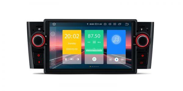 Fiat | Various | Android 10 | Quad Core | 2GB RAM & 16GB ROM | IN70PTFL