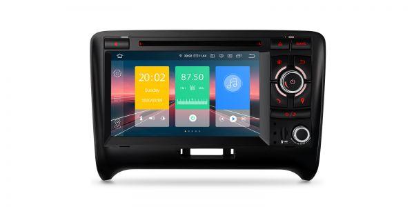 Audi | Various | Android 10 | Quad Core | 2GB RAM & 16GB ROM | IN70TTAR