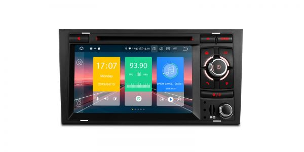 AUDI / Seat   Various   Android 9.0   Quad Core   2GB RAM & 16GB ROM   IN79A4AP