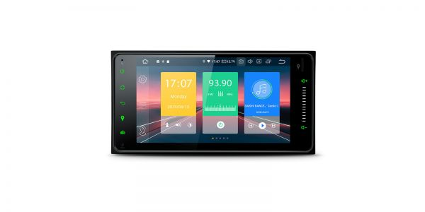 Toyota | Various | Android 9.0 | Quad Core | 2GB RAM & 16GB ROM | IN79HGTLP