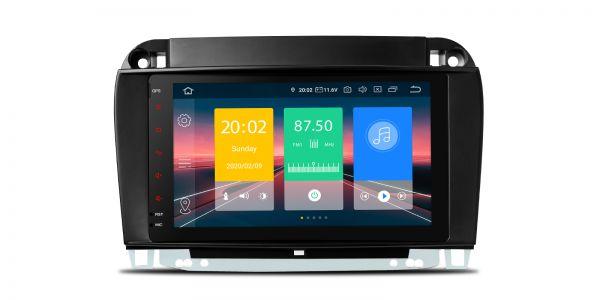 Mercedes-Benz | S-Class | Android 10 | Quad Core | 2GB RAM & 16GB ROM | IN80M220EL