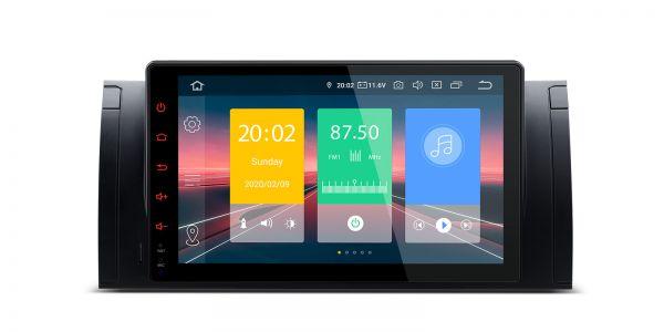 BMW | X5 (E53) | Android 10 | Quad Core | 2GB RAM & 16GB ROM | IN9053BL