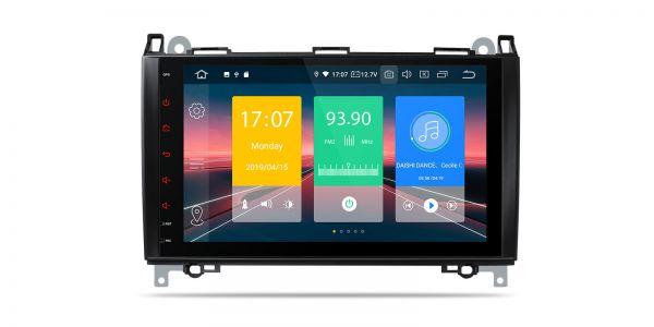 Mercedes-Benz | Various | Android 9.0 | Quad Core | 2GB RAM & 16GB ROM | IN99M245PL