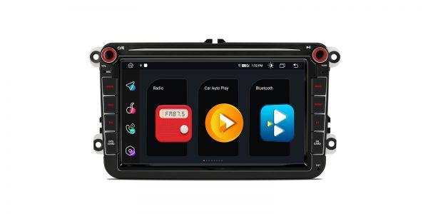 VW / Skoda / Seat | Various | Android 10 | Octa Core | 4GB RAM & 64GB ROM | Integrated 4G Solution | MA80MTVL