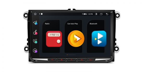 VW / Skoda / Seat | Various | Android 10 | Octa Core | 4GB RAM & 64GB ROM | Integrated 4G Solution | MA90MTVL