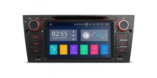BMW | Various | Android 10 | Quad Core | 2GB RAM & 16GB ROM | PA7090B