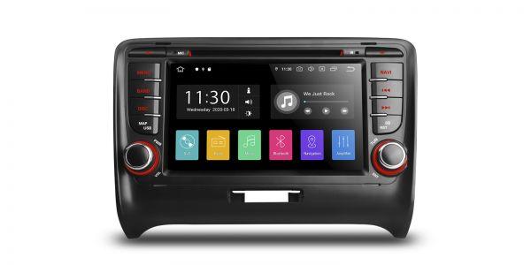 Audi | TT | Android 10 | Quad Core | 2GB RAM & 16GB ROM | PA70ATT