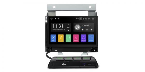 Land Rover | Freelander | Android 10 | Quad Core | 2GB RAM & 16GB ROM | PA70DLRL