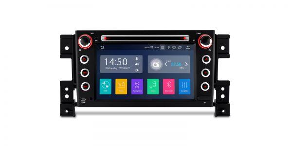 Suzuki | Grand Vitara | Android 9.0 | Quad Core | 2GB RAM & 16GB ROM | PA79GVSIP