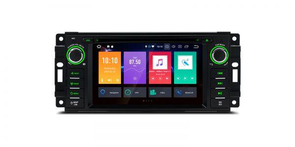 Jeep / Dodge / Chrysler | Various | Android 9.0 | PB69WRJIP