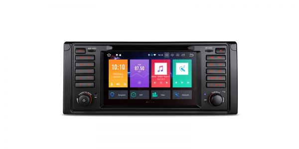 BMW | 5 Series / 7 Series | Android 9.0 | PB7939BIP