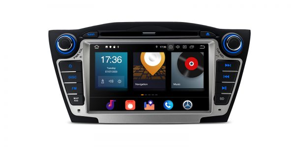 Hyundai | IX35 / Tucson | Android 10 | Octa Core | 4GB RAM & 64GB ROM | PBX7035H
