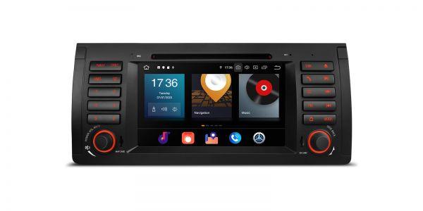 BMW | X5 E53 | Various | Android 10 | Octa Core | 4GB RAM & 64GB ROM | PBX7053B